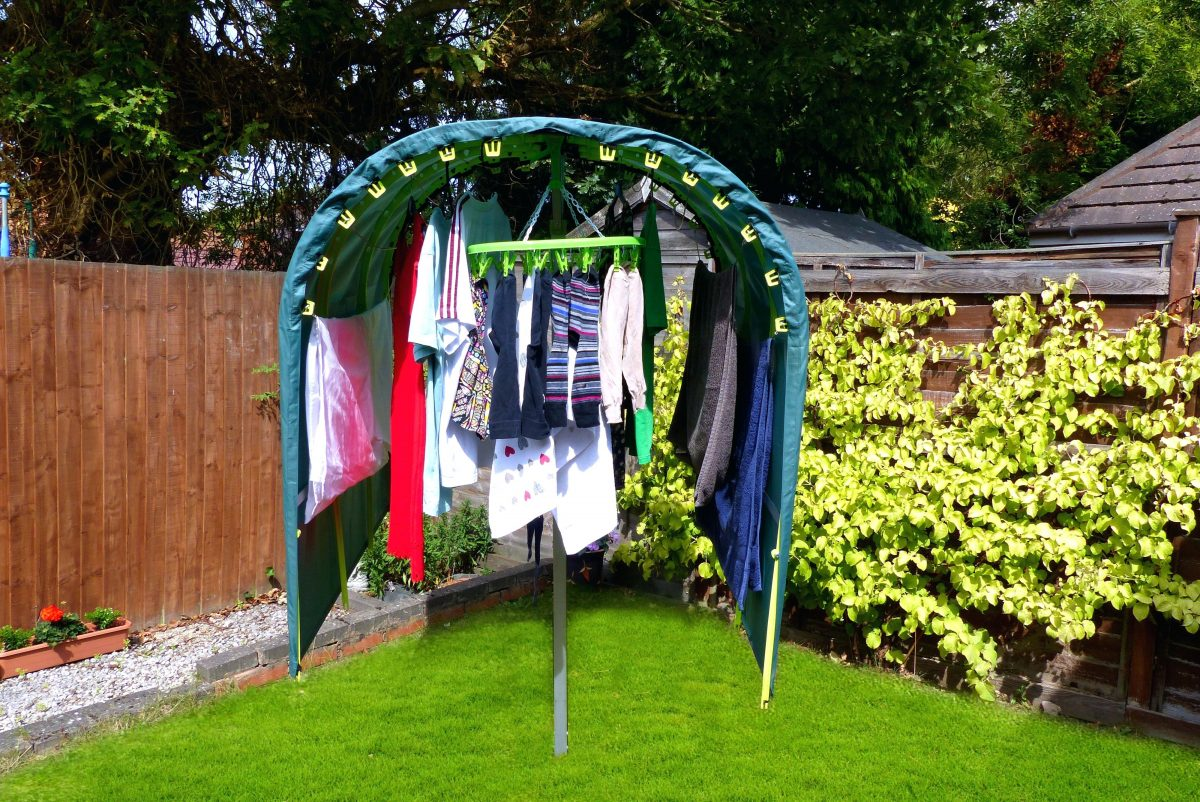 Here is Why You Need an Outdoor Clothes Drying Rack