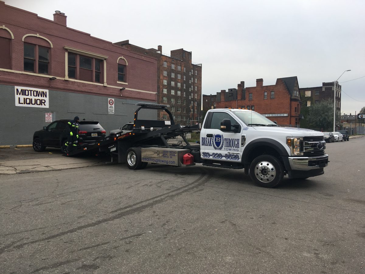 Why Hire a Professional Towing Company