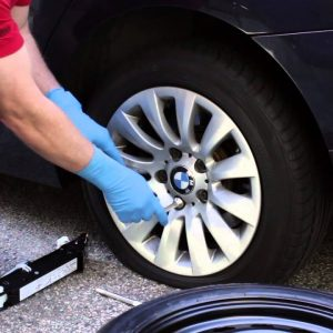 Replace-the-Flat-Tire
