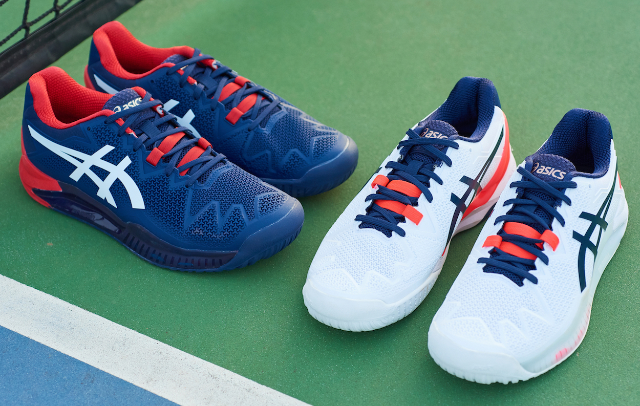 tennis shoes brands