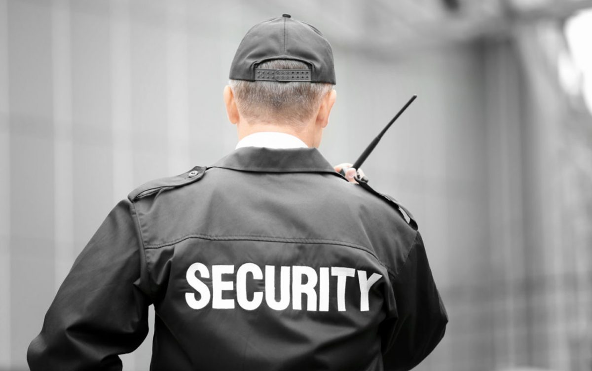 What to Consider When Going to a Security Guard Firm