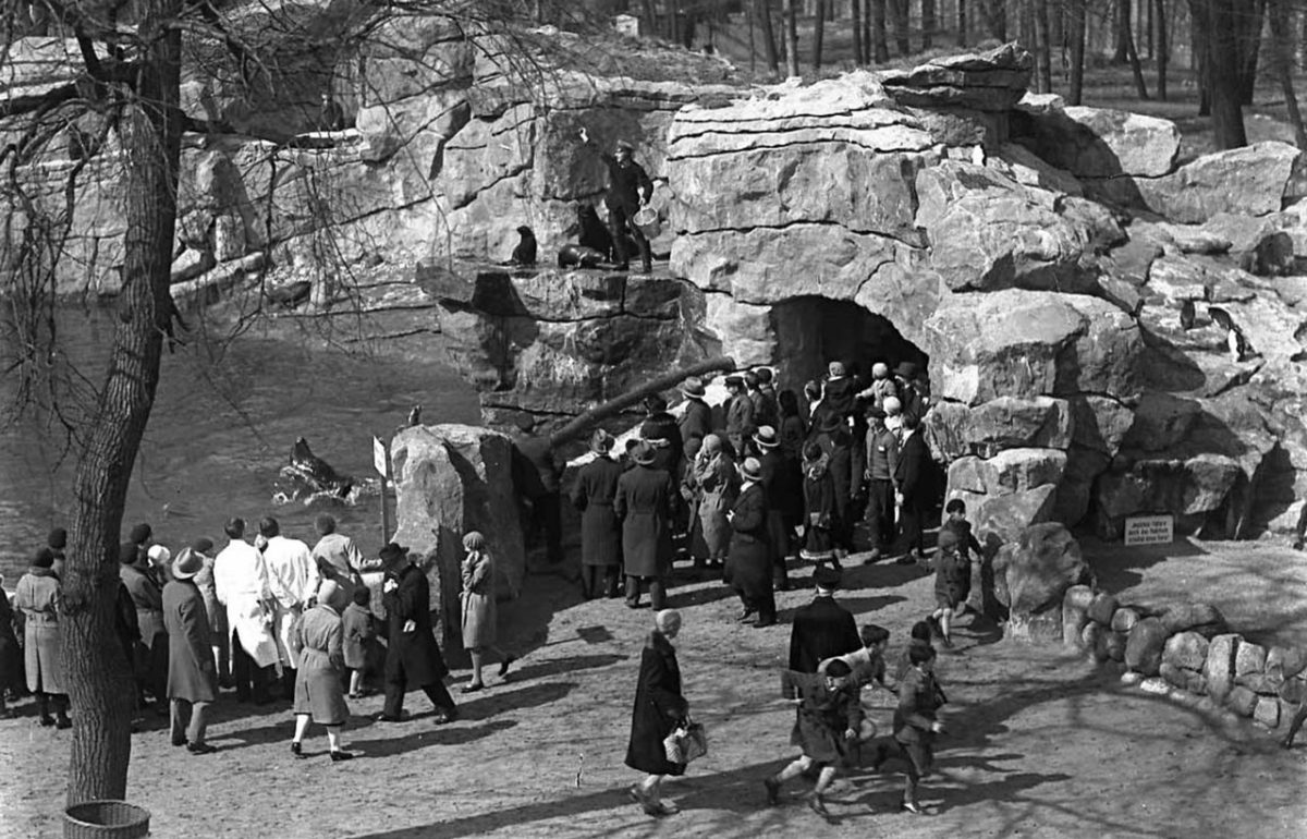 Where is The World's Oldest Zoo?