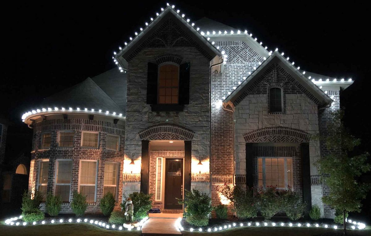professional christmas light installation near me