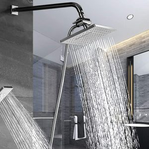 shower heads lowes