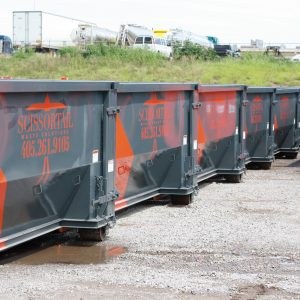 waste management dumpster rental